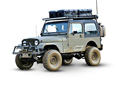 Garvin Expedition Rack (87-95 Wrangler YJ)