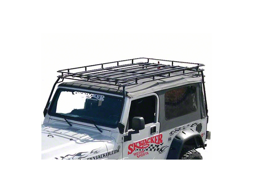Garvin Expedition Rack (04-06 Jeep Wrangler TJ Unlimited)