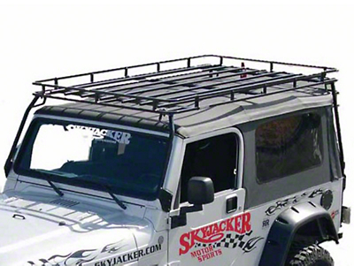 Garvin Expedition Rack (04-06 Wrangler TJ Unlimited)