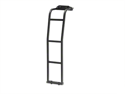 Garvin Expedition Roof Rack Ladder - Passenger Side (07-18 Jeep Wrangler JK)