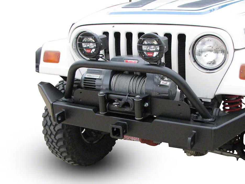Garvin G2 Series Front Bumper (97-06 Wrangler TJ)
