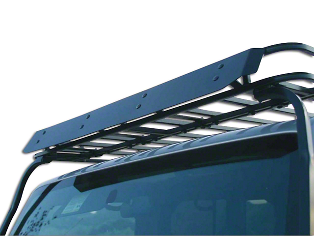Garvin Jeep Wrangler Wind Deflector For Wide Off Road