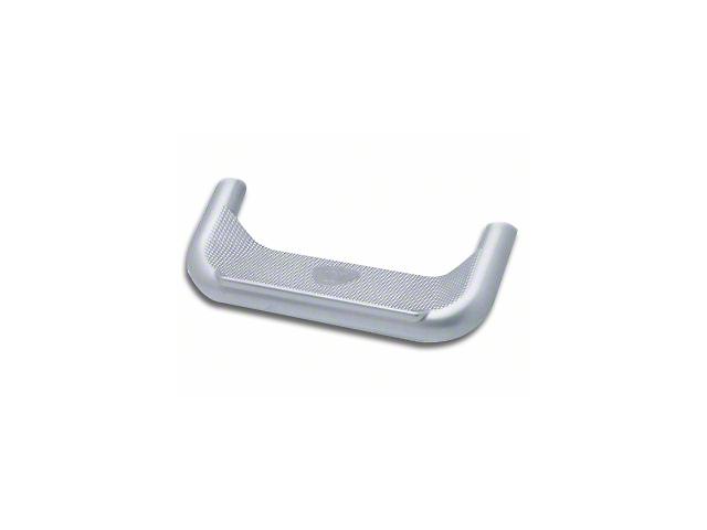 Carr Super Hoop Steps - Titanium Silver (97-06 Jeep Wrangler TJ)