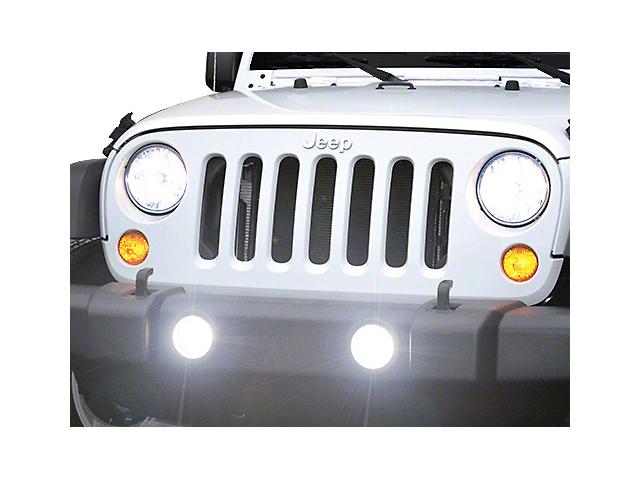 piaa wrangler lp530 3 5 in  led driving lights 5332