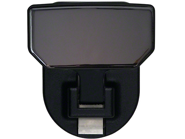 Carr HD Hitch Step; Black Out (Universal Fitment)