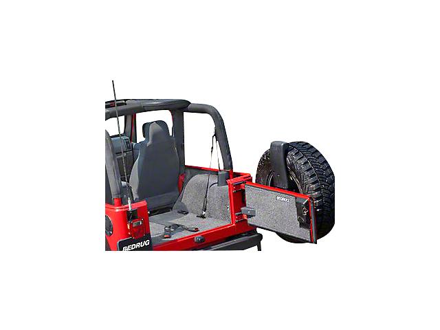 BedRug Cargo & Tailgate Liners (87-95 Jeep Wrangler YJ)