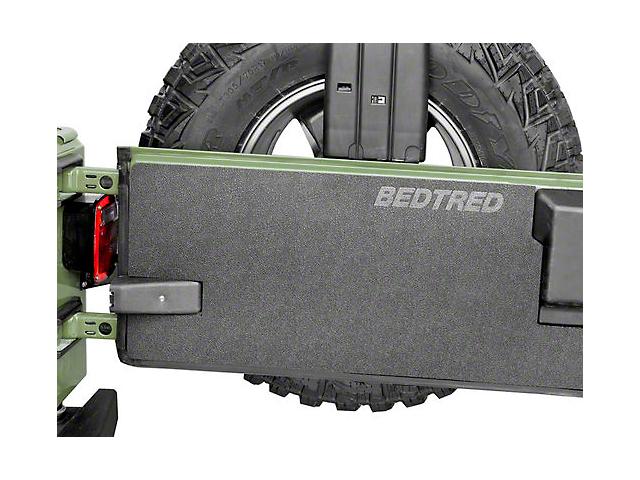 BedRug BedTred Tailgate Liner (97-06 Jeep Wrangler TJ)