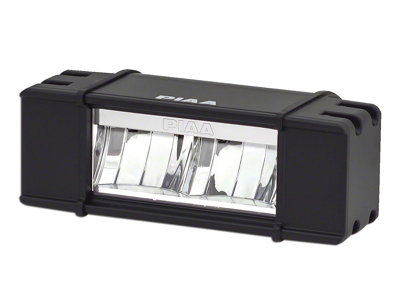 PIAA 6 in. RF Series LED Light Bar - Driving Beam (87-18 Wrangler YJ, TJ & JK)