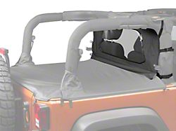 Bestop Windjammer; Black (07-18 Jeep Wrangler JK 2 Door)