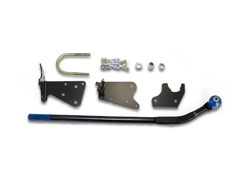 ReadyLIFT Front High Steer Kit for 3-4.5 Inch Lift (07-18 Jeep Wrangler JK)
