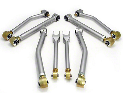 ReadyLIFT Super Flex Short Arms for 3-6 in. Lift (07-18 Jeep Wrangler JK)