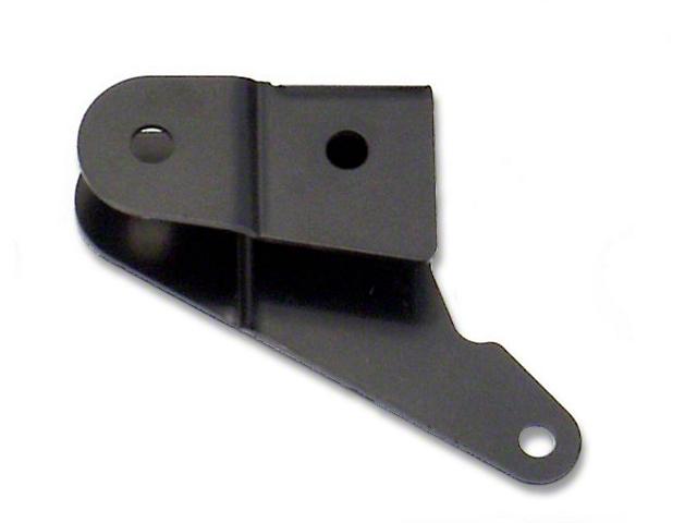 ReadyLIFT Standard Series Rear Track Bar Bracket for 3-4 Inch Lift (07-18 Jeep Wrangler JK)