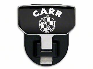 Carr HD Hitch Step w/ CARR Logo (87-18 Jeep Wrangler YJ, TJ, JK & JL)