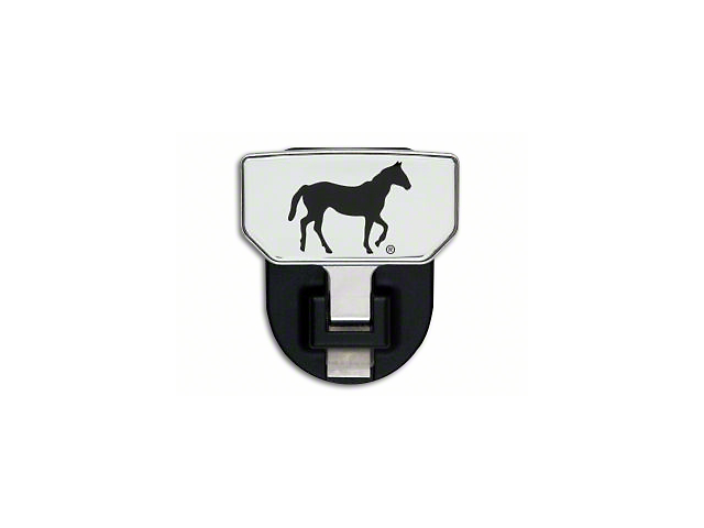 Carr HD Hitch Step w/ Horse Logo (Universal Fitment)