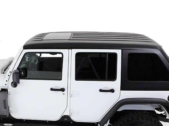 American Fastback Fastback Single Sunroof Hard Top - Primer (07-18 Wrangler JK 4 Door)