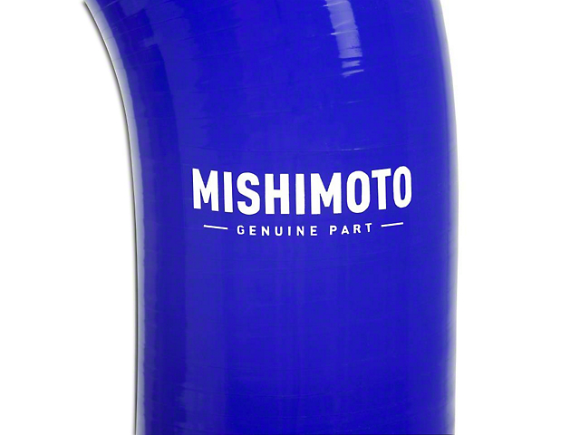 Mishimoto Silicone Radiator Hose Kit - Blue (12-18 3.6L Jeep Wrangler JK)