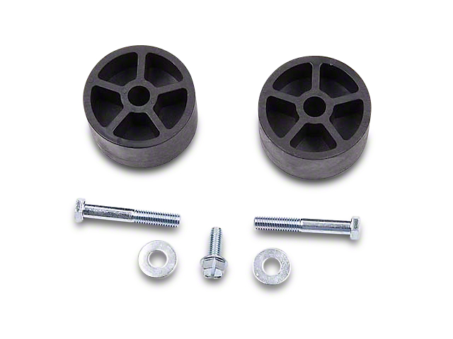 b328d0dd6 Zone Offroad Jeep Wrangler 1.5in Bump Stop Extensions -Pair ZONJ5150 ...