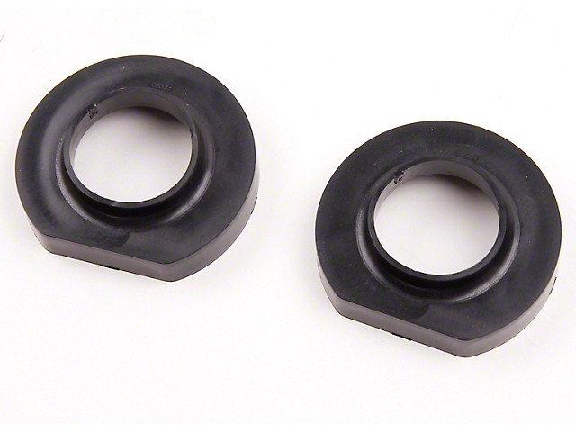 Zone Offroad 3/4-Inch Coil Spring Spacers (97-06 Jeep Wrangler TJ)