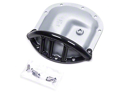 Zone Offroad Dana 30 Differential Guard (87-18 Wrangler YJ, TJ & JK)