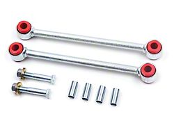 Zone Offroad Front Sway Bar Links for 5-6 in. Lift (07-18 Jeep Wrangler JK)