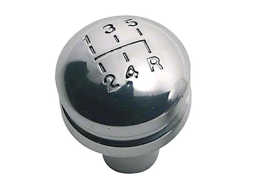Rugged Ridge Billet Shift Knob w/ 5spd Shift Pattern (97-06 Jeep Wrangler TJ)