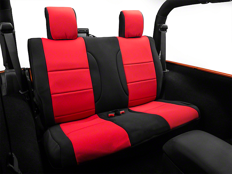 Rugged Ridge Rear Seat Cover