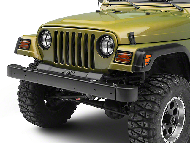 Rugged Ridge Black 8 Piece Euro Guard Light Kit (97-06 Wrangler TJ)