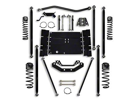 Rock Krawler 5.5 in. Off-Road Pro Long Arm Suspension Lift Kit (04-06 Jeep Wrangler TJ Unlimited)