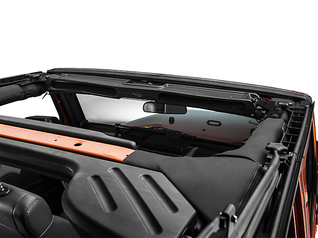 Rugged Ridge Jeep Wrangler Composite Overhead Storage