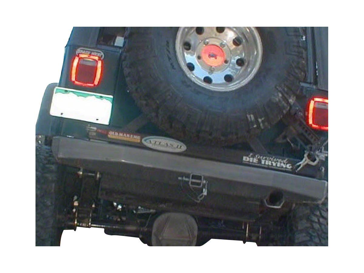M O R E  Ford 8 8 Axle Swap Kit (87-95 Jeep Wrangler YJ)