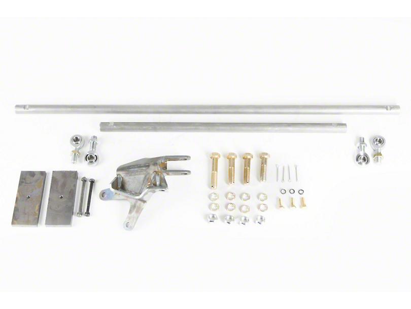 M.O.R.E. Steering Correction Kit - Stage 1 (87-95 Jeep Wrangler YJ)