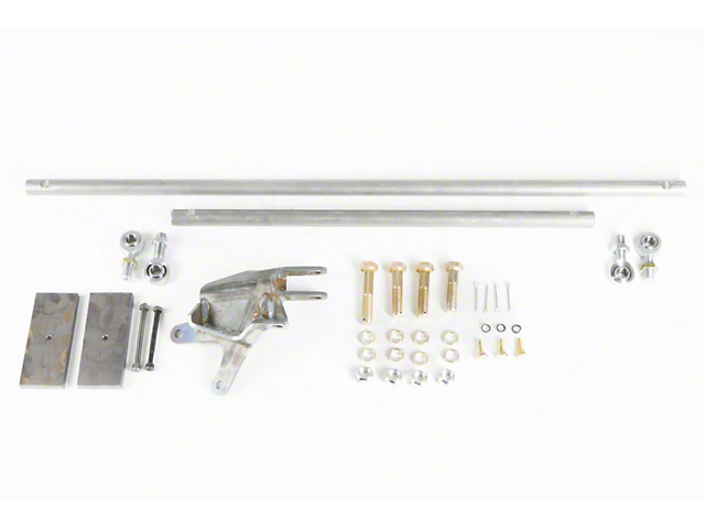 M.O.R.E. Steering Correction Kit for 3 to 7-Inch Lift; Stage 1 (87-95 Jeep Wrangler YJ)