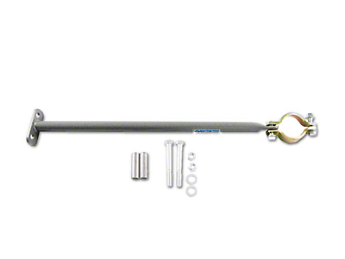 M.O.R.E. Powering Steering Box Brace (87-95 Wrangler YJ)