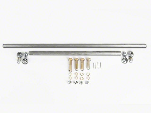 M.O.R.E. Tie Rod & Drag Link Assembly (87-95 Jeep Wrangler YJ)