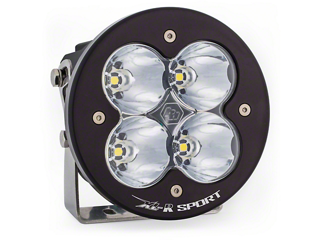 Baja Designs XL-R Sport LED Light - High Speed Spot Beam