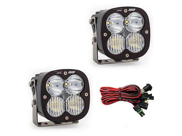 Baja Designs XL80 LED Lights - Driving/Combo Beam - Pair