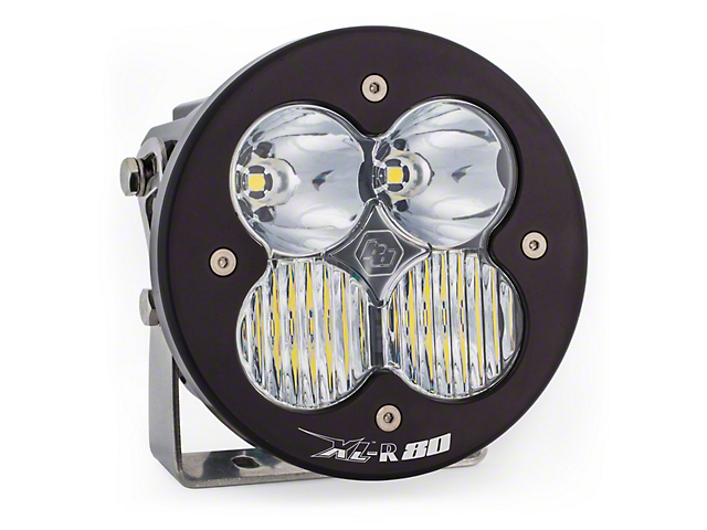 Baja Designs XL-R 80 LED Light - Driving/Combo Beam