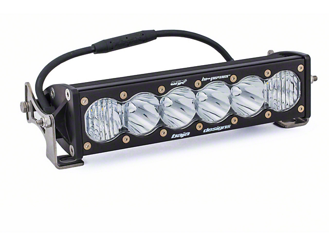Baja Designs 10 in. OnX6 LED Light Bar - Hi-Power Driving/Combo Beam