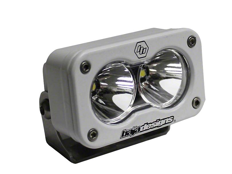 Baja Designs S2 Pro White LED Light - Spot Beam