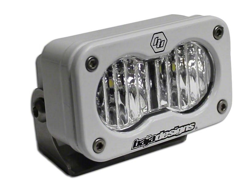 Baja Designs S2 Pro White LED Light - Wide Cornering Beam