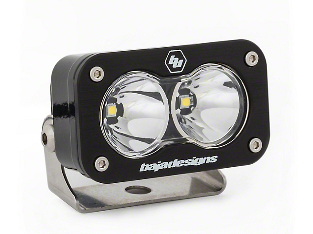 Baja Designs S2 Pro LED Light; Flood/Work Beam