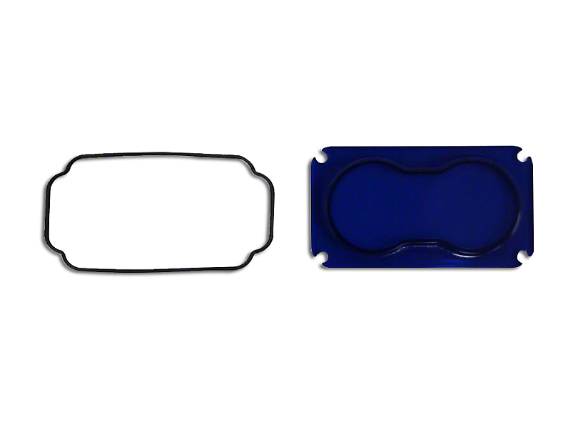 Baja Designs S2 Series Blue Lens Kit (87-19 Jeep Wrangler YJ, TJ, JK & JL)
