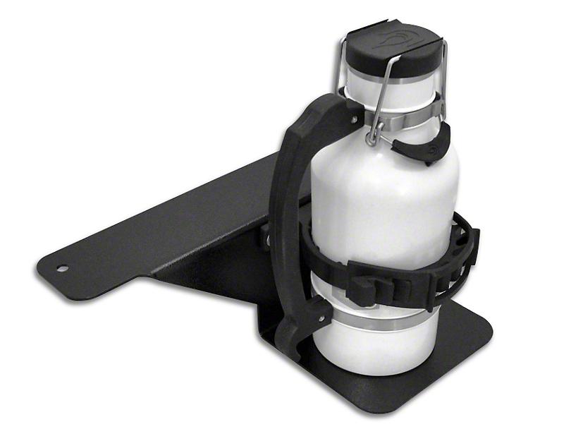 Utility Shelf w/ Quick Fist Clamp (07-18 Jeep Wrangler JK 4 Door)