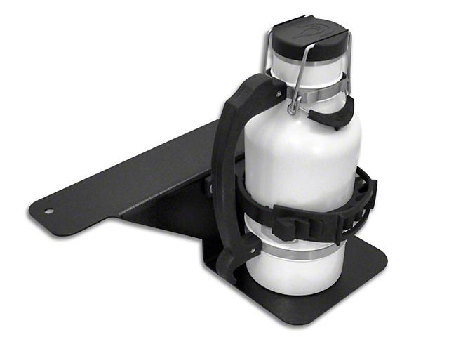 GraBars Utility Shelf with Quick Fist Clamp (07-18 Jeep Wrangler JK 4 Door)