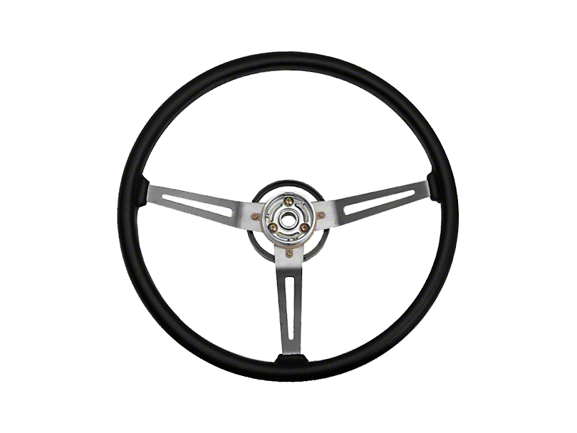 Steering Wheel - Vinyl (87-95 Jeep Wrangler YJ)