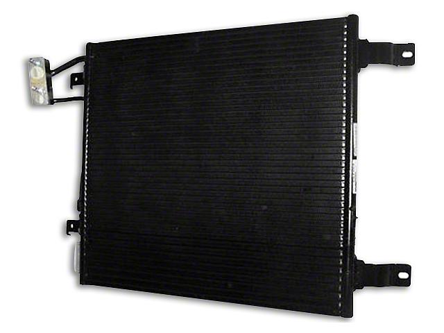 A/C Condenser & Transmission Cooler (07-11 3.8L Jeep Wrangler JK)