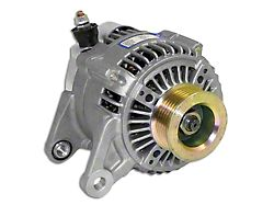 Alternator; 81 Amp (01-02 4.0L Jeep Wrangler TJ)