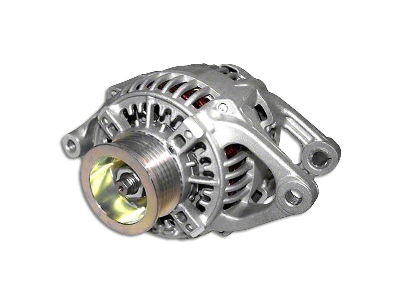 Alternator - 117 AMP (99-02 2.5L or 4.0L Jeep Wrangler TJ)