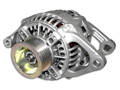 Alternator - 117 AMP (99-02 2.5L or 4.0L Wrangler TJ)