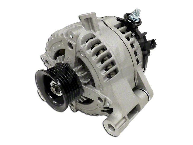 Alternator - 160 AMP (12-18 3.6L Jeep Wrangler JK)